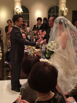 Happy Wedding ♪